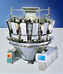 VERTIwrap weigher 14-head (1.3 liter) Standard Weigher