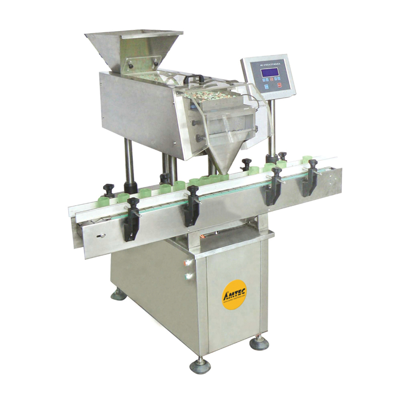 FILLINGmachine Fully Automatic 12-line Sensor Counter