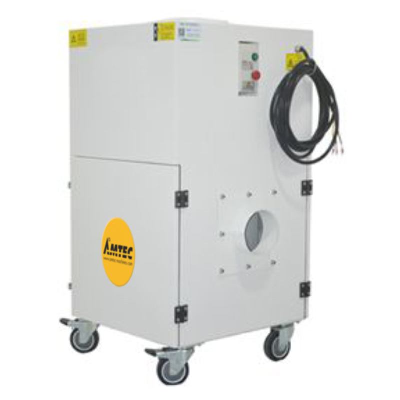 FILLINGmachine - accessories - Automatic Industrial Dust Collector 1800m³/h