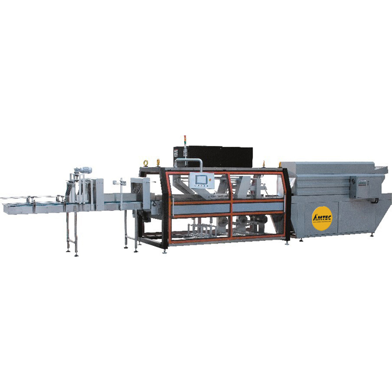 SLEEVEshrink High Speed Sleeve Shrink Machine for Bottles/Cans (no Tray) - NT50