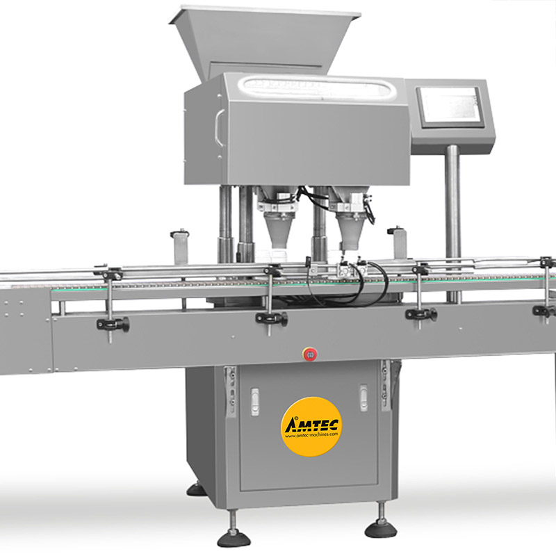 AMTEC FILLINGmachine Fully Automatic 16-line Sensor Counter 3000