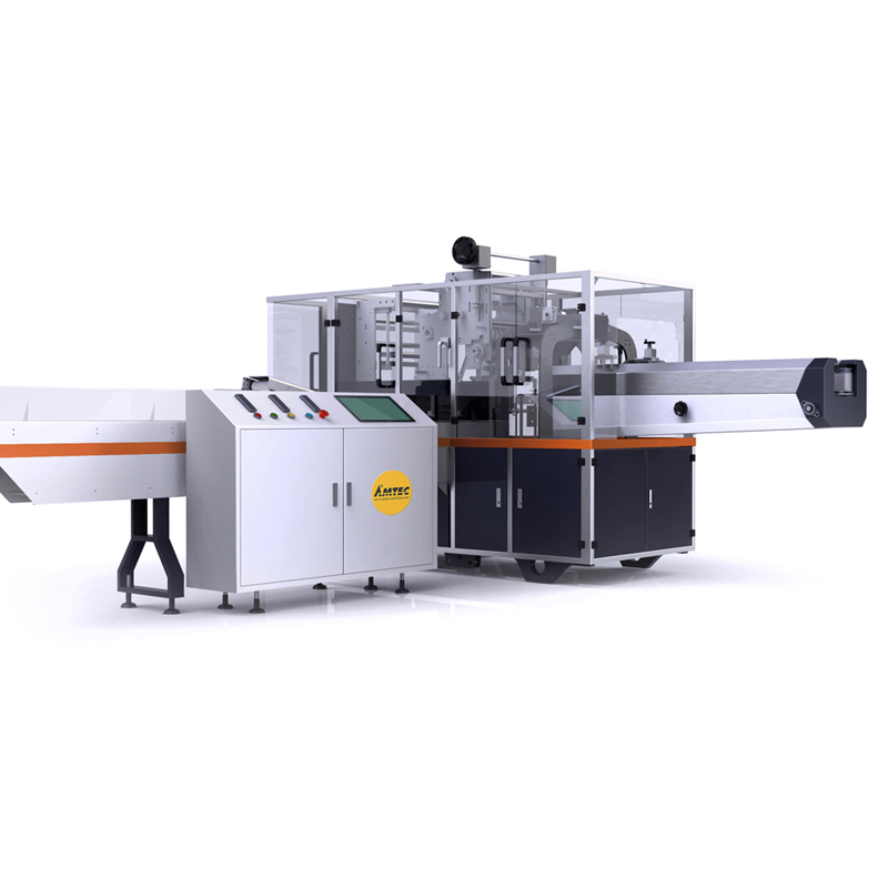 Zoom: Compact Tissue Packaging - Facial Tissue Packaging Machine FT-65