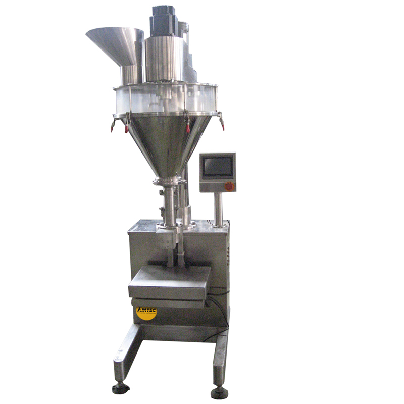 Zoom: FILLINGmachine Stand-Alone Auger Filler 10-5000g load cell