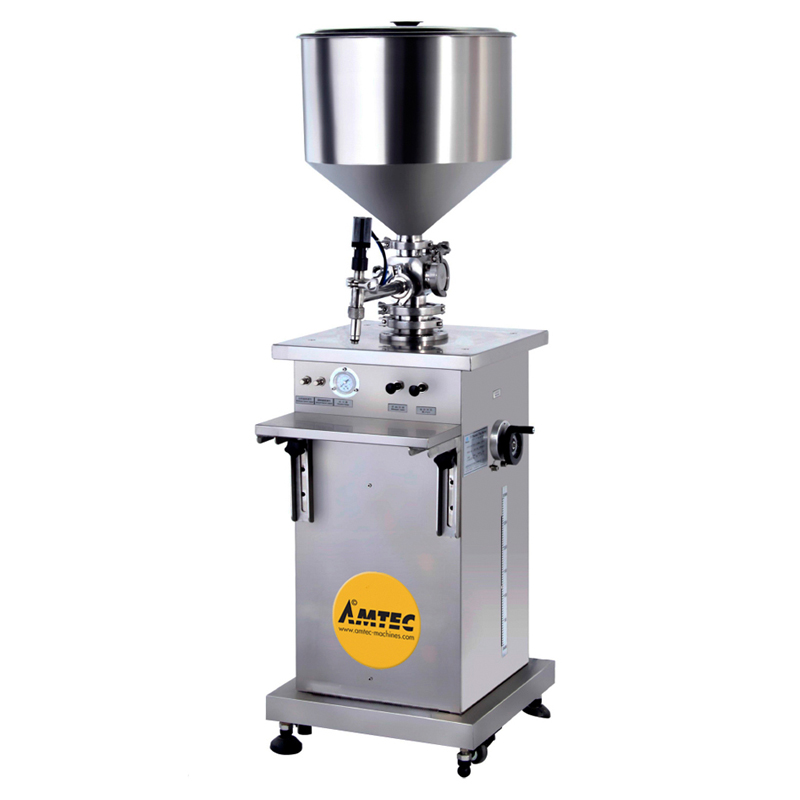 Zoom: FILLINGmachine Stand-Alone Paste Filler 500-5000ml