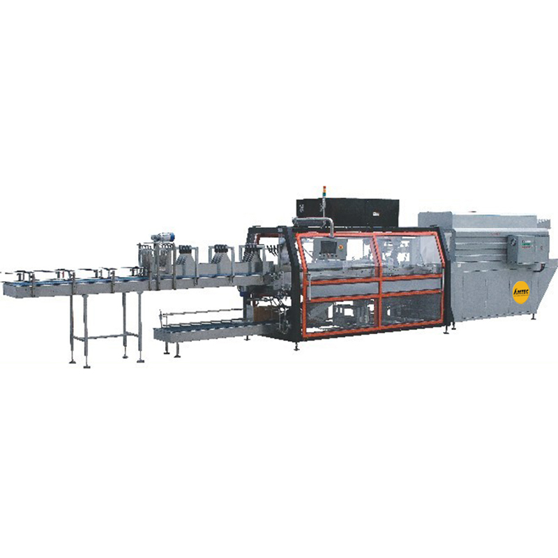 Zoom: SLEEVEshrink High Speed Sleeve Shrink Machine for Bottles/Cans (with tray) - TY45