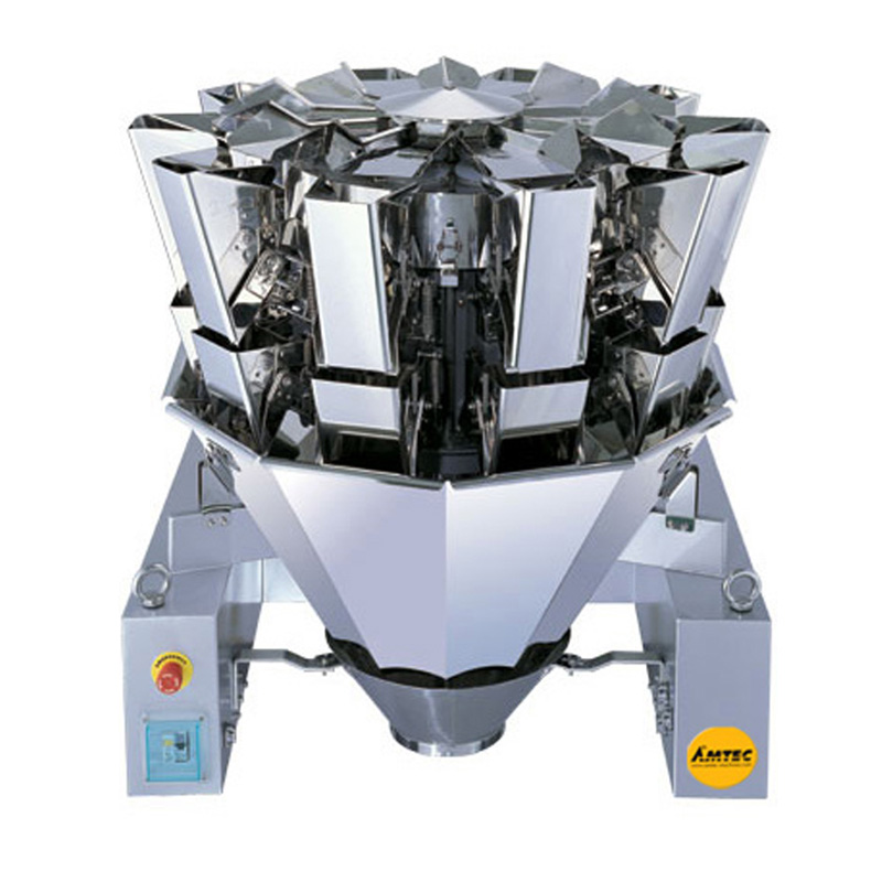 Zoom: VERTIwrap weigher 10-head (1.0 liter) Small Volume