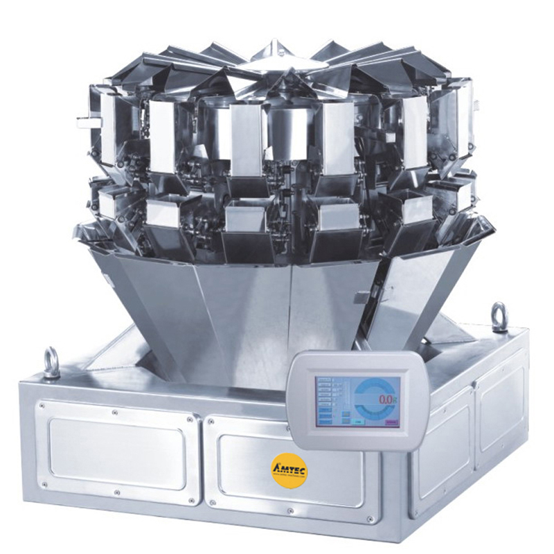 Zoom: VERTIwrap weigher 10-head (0.8 liter) Small Volume
