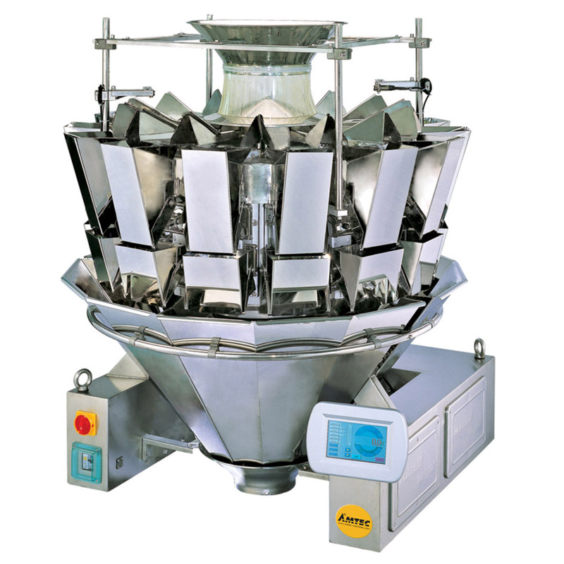 Zoom: VERTIwrap weigher 14-head (1.3 liter) Standard Weigher