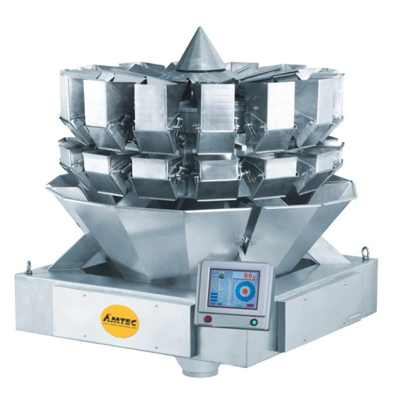 Zoom: VERTIwrap weigher 14-head (4.0 liter) IP67 waterproof