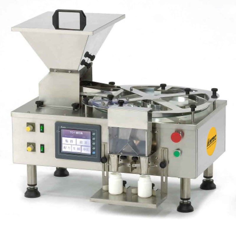 Zoom: VERTIwrap weigher counting unit