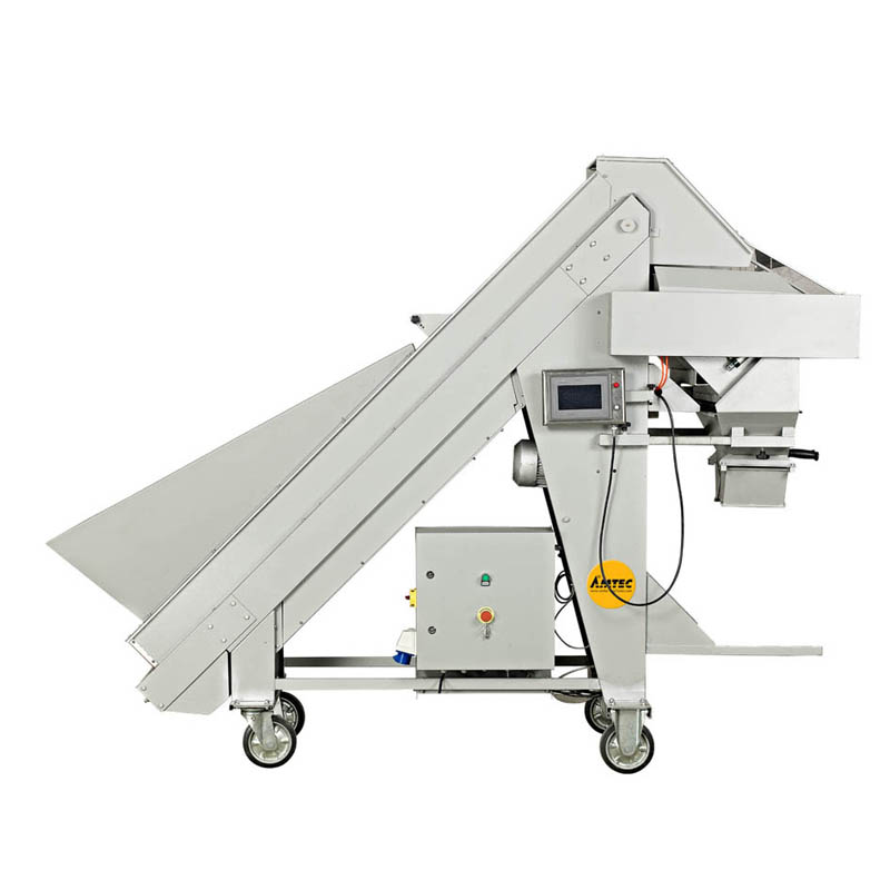 Zoom: VERTIwrap auto dosing machine for fruits, vegetables, etc.