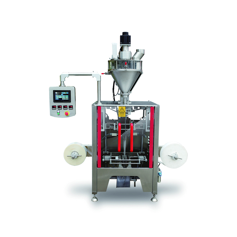 Zoom: VERTIwrap Machine 4-Side / ROUND Sealing RD50