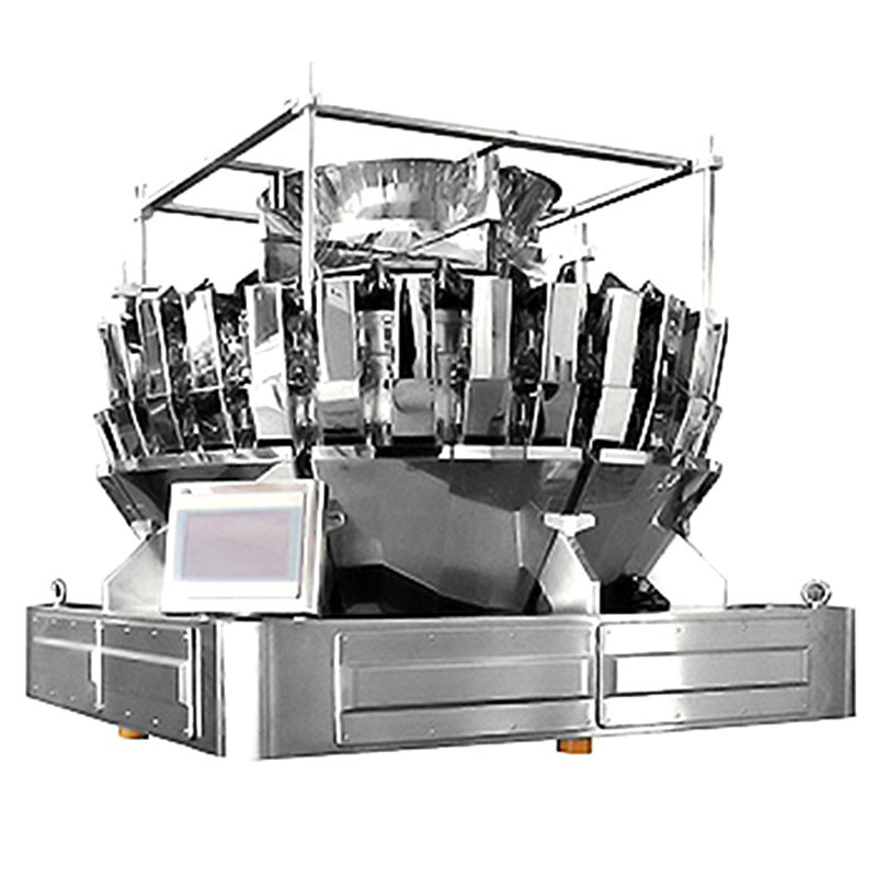 Zoom: VERTIwrap Multihead Weigher 32-Head (0.8 Liter) BLW 4