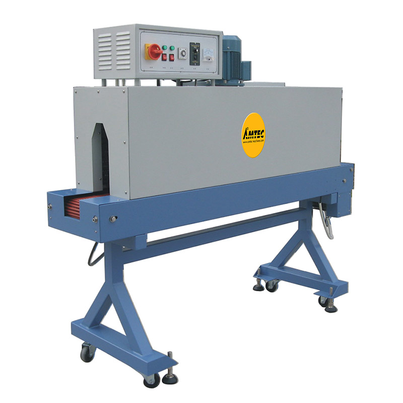 Zoom: AMTEC LABELshrink Tunnel D140 with Conveyor